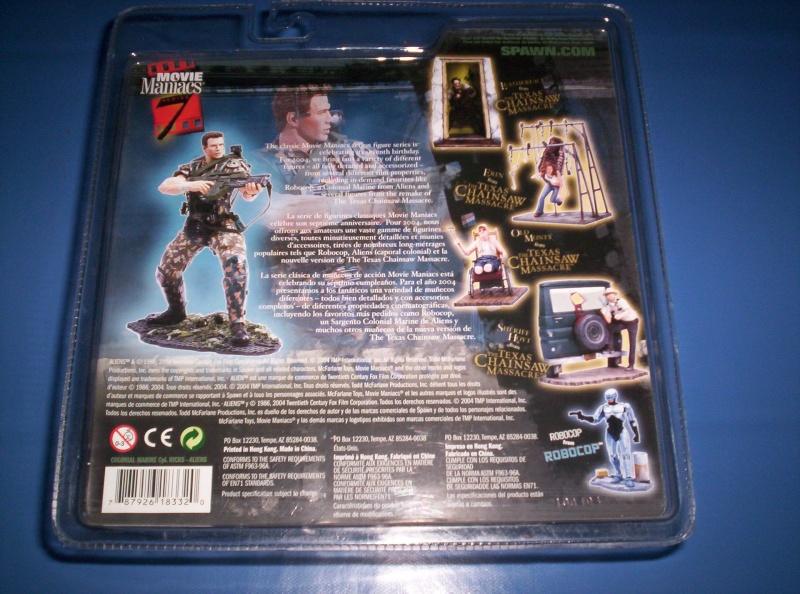 Alien soldat Américain Movie Maniacs 100_3890