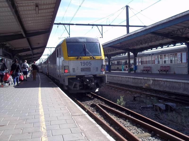 A Ostende en train - SNCB 100_5021