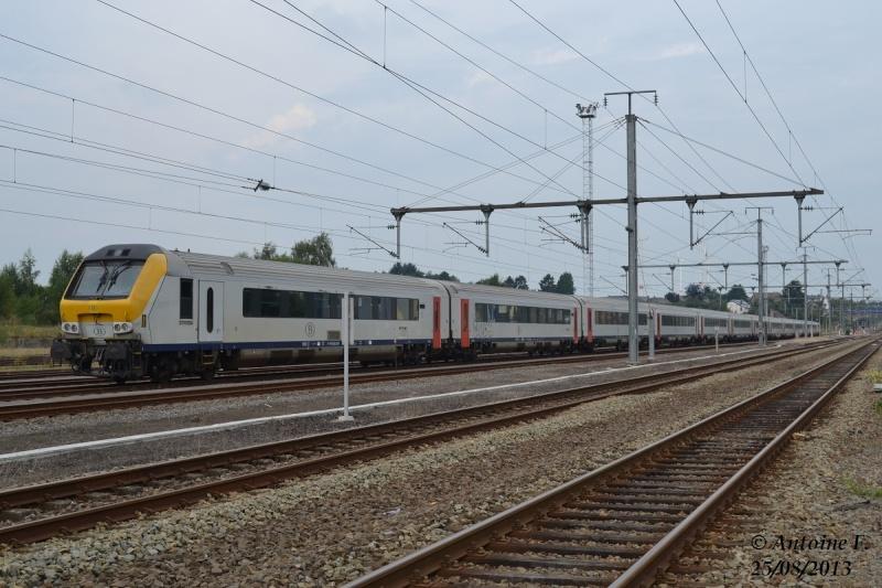 Photos prises en gare de Gouvy  Nmbs_s10