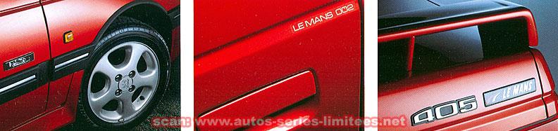 """405 MI 16 série limitée """"Le Mans"""" 405_le10"""