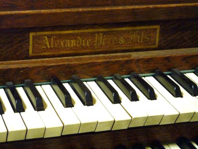 Alexandre 2 claviers pédalier Evreux11
