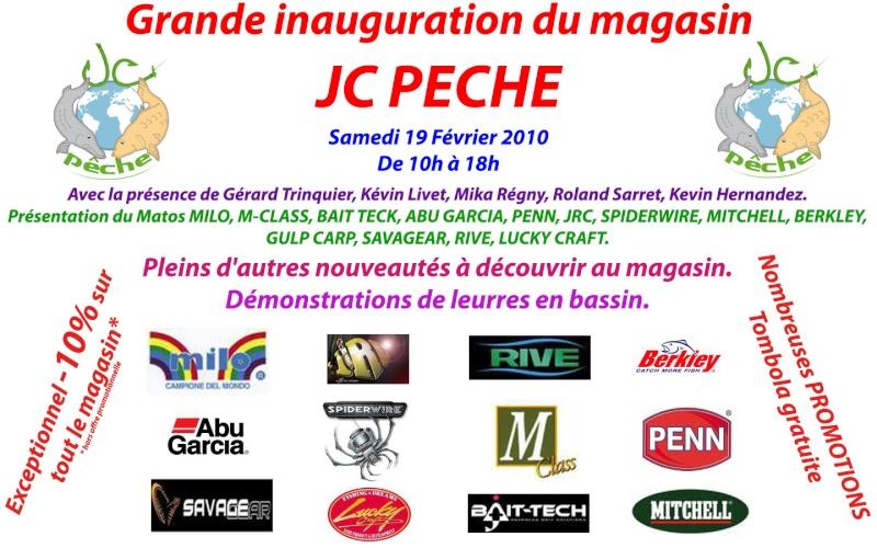 Inauguration magasin JC PECHE !!!! Inaugu11