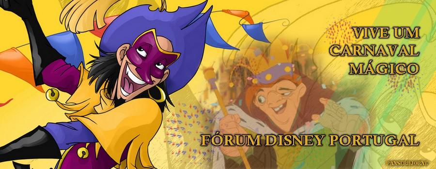 Magia Disney em português