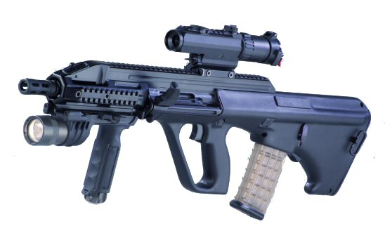 AUG Assault rifle (not buying it, making it for the coalition shop) Steyr_10
