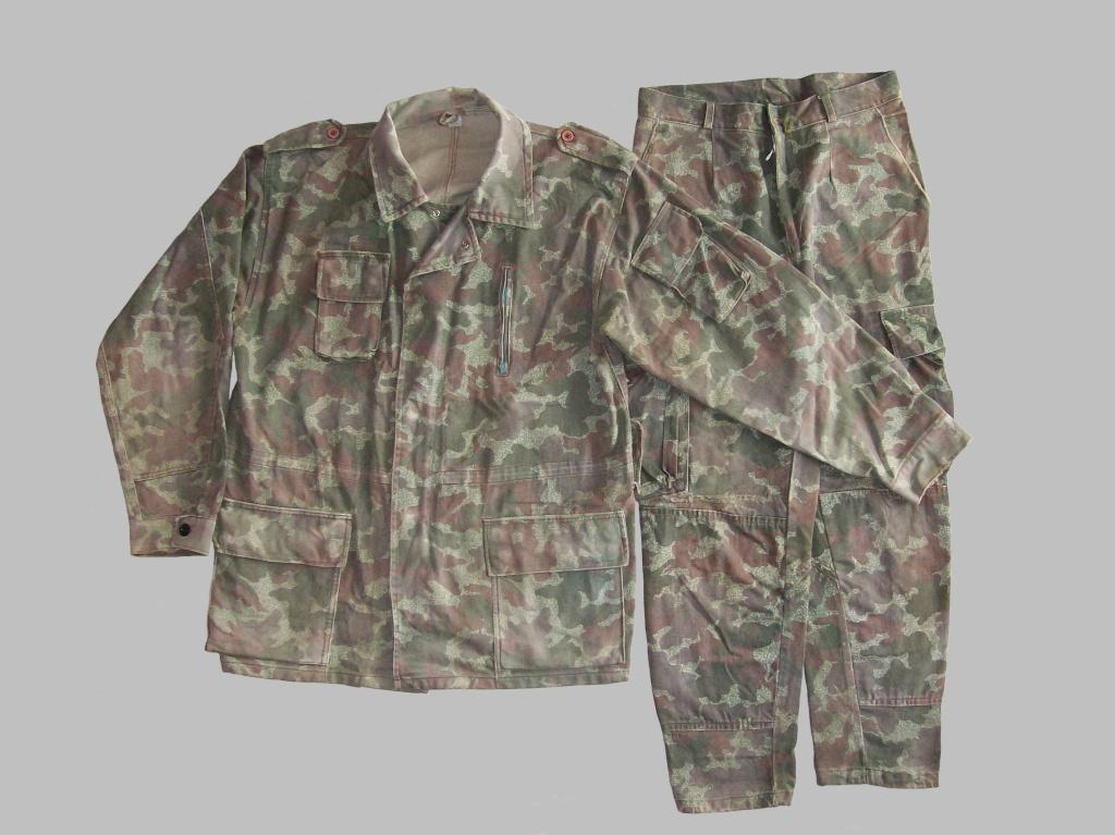 Bosnian camouflage 100_0512