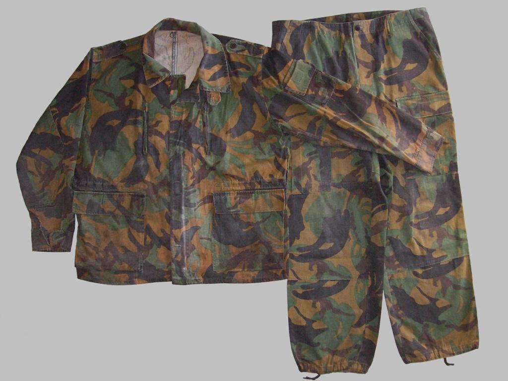 Serbian of Bosnian and Srpska repubic camouflage 100_0712