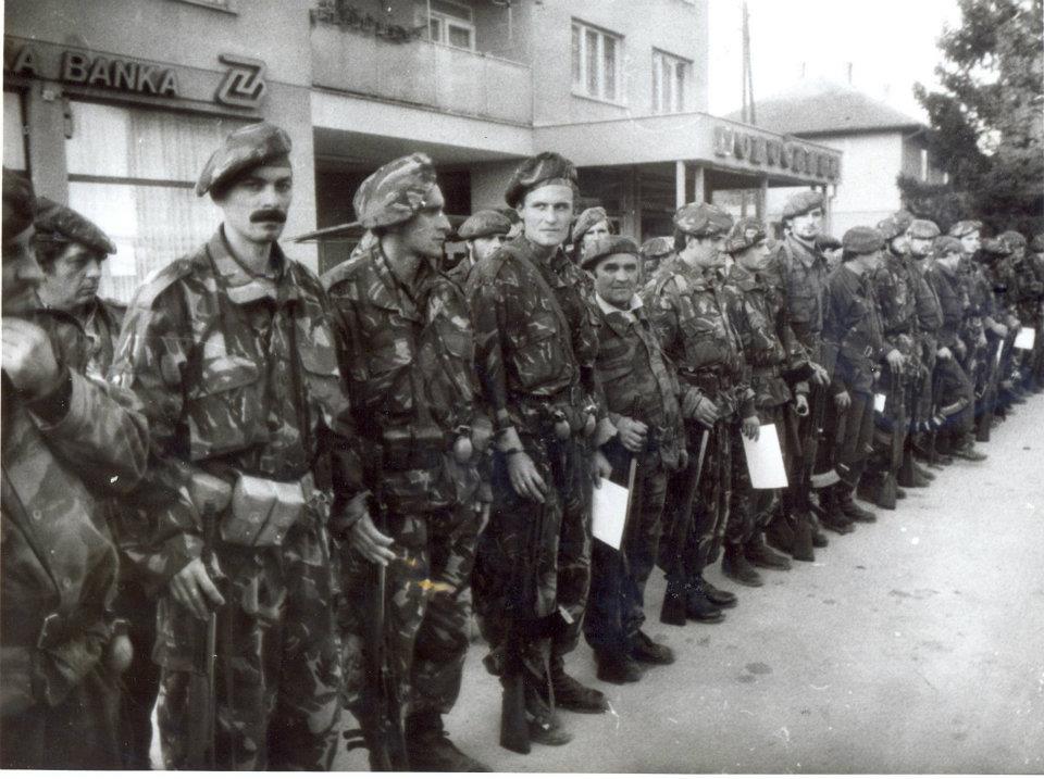 Serbian of Bosnian and Srpska repubic camouflage 54737610