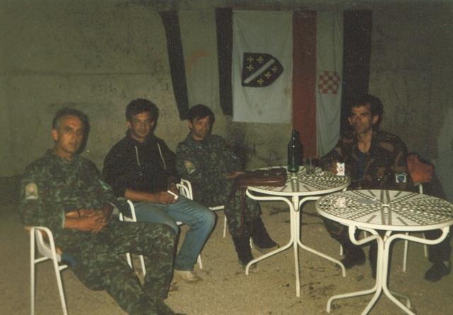 Bosnian camouflage Croati10