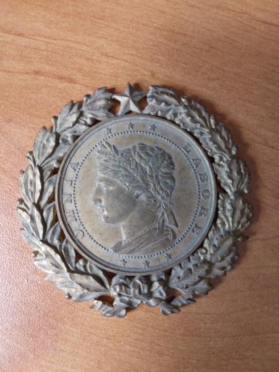 2 Médaille de table 20210622