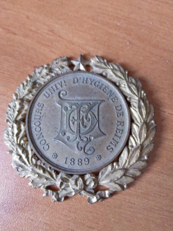 2 Médaille de table 20210623