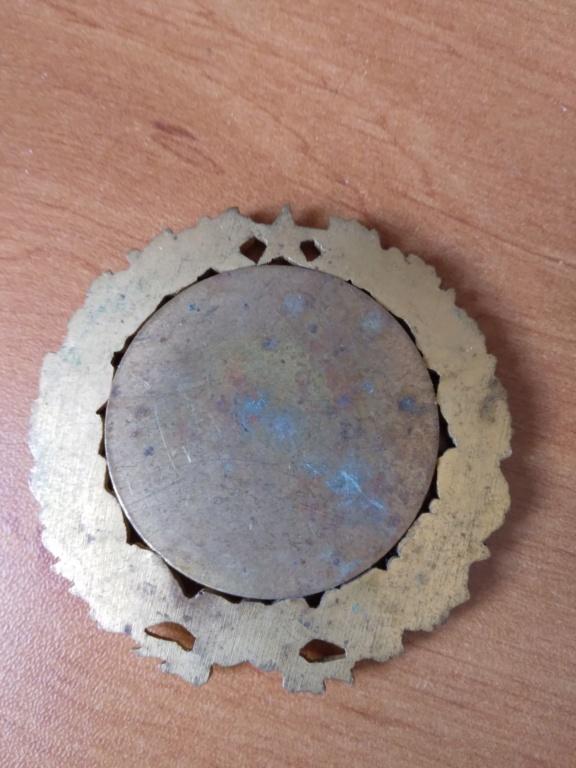2 Médaille de table 20210624