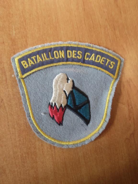 Bataillon des cadets 20210812