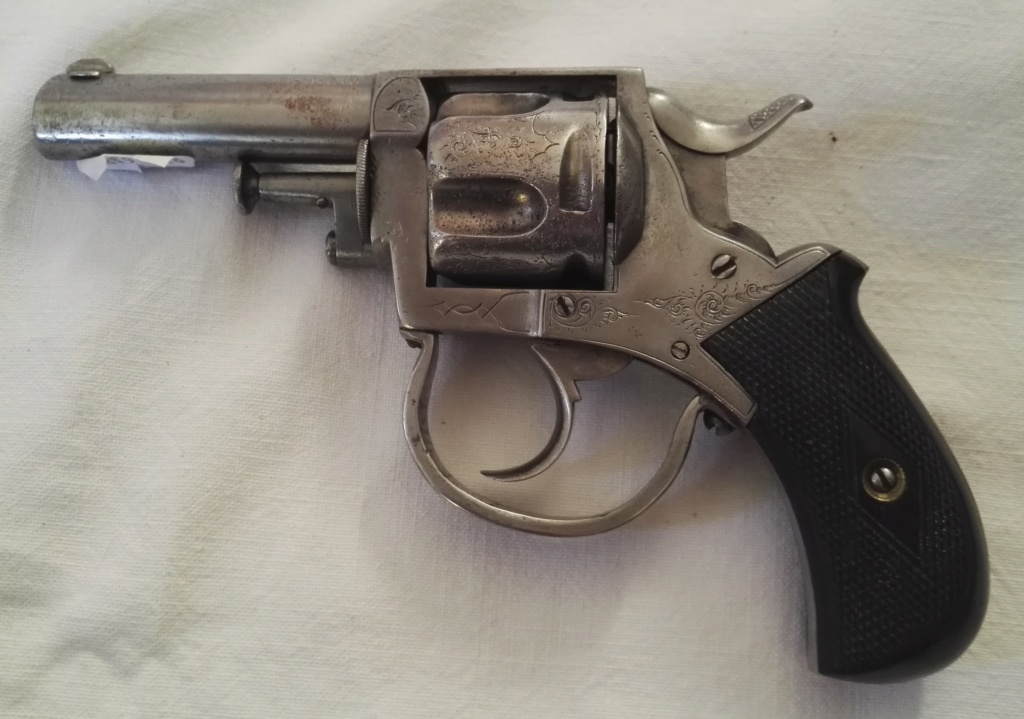 Armes à feux Bulldo10