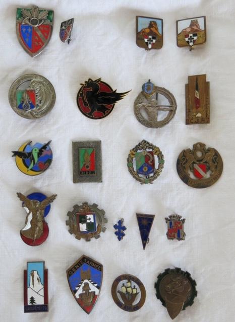 Insignes toutes armes Divers10