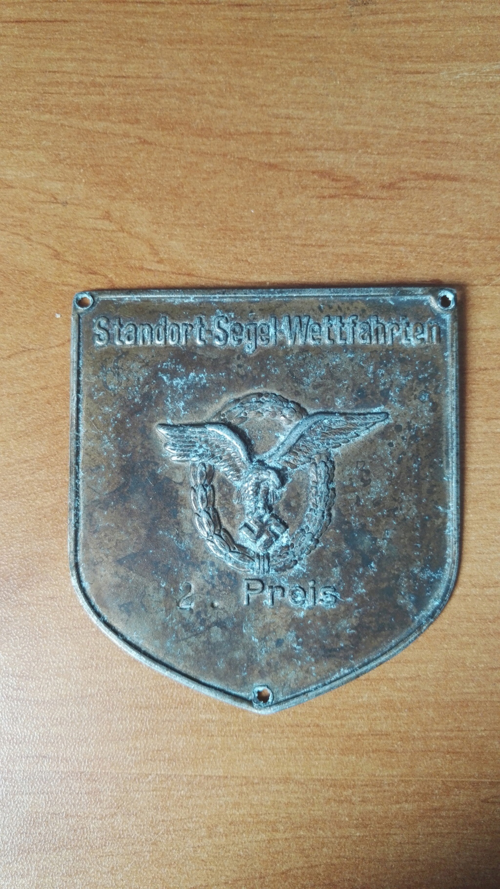 Plaque Luftwaffe  Img_2237