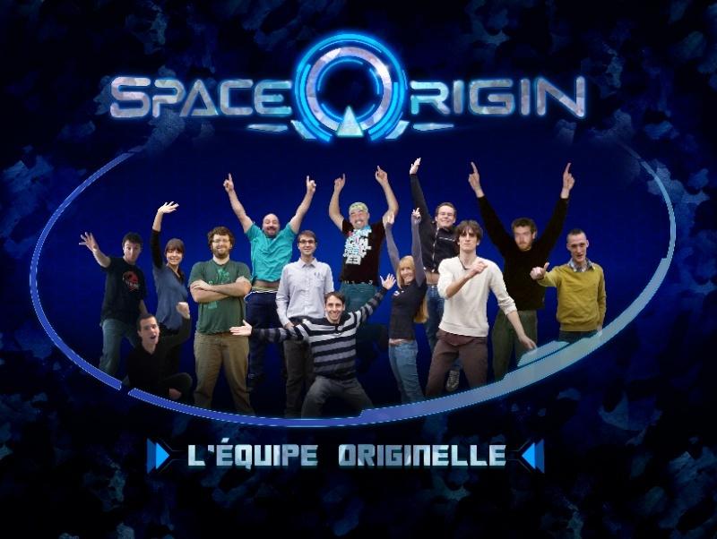 Space Origin Aquipe10