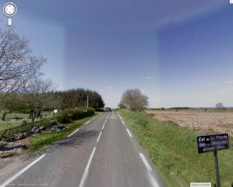 STREETVIEW: Les cols bretons Col310