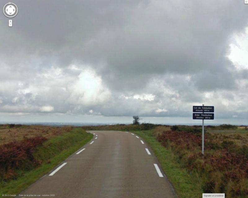 STREETVIEW: Les cols bretons Col510