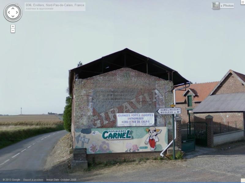 STREET VIEW : Vieilles publicités murales - Page 12 Giravi10