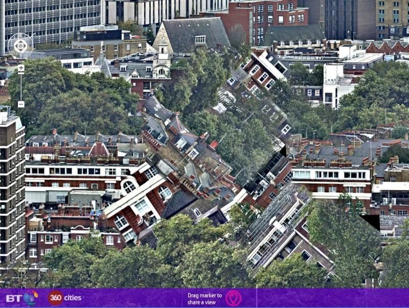 Gigapixels : voir Londres en grand  Seisme10