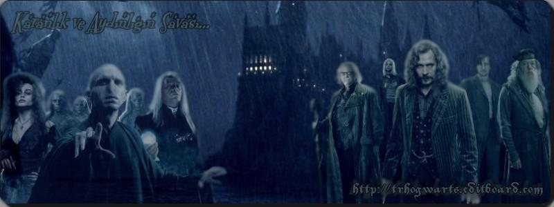 ~ Hogwarts Cadılık ve Büyücülük Akademisi ~