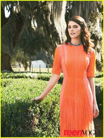Teen Vogue : Mars 2011 Ashley20