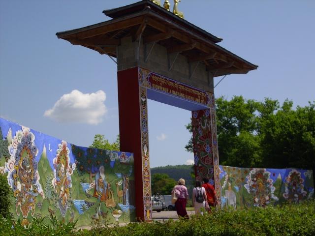 un temple bouddhiste ! Img_0810