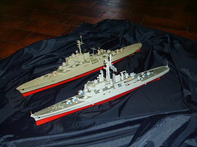 Croiseurs De GRASSE et COLBERT 53544110