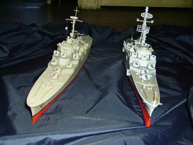 Croiseurs De GRASSE et COLBERT 53544112
