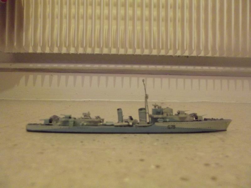 destroyers américains  et britannique au 1/700 Dscf3815