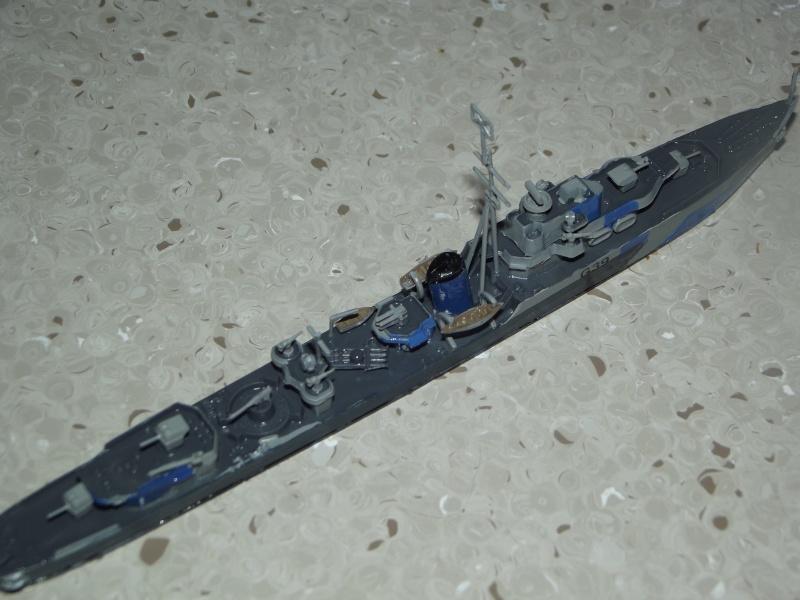 destroyers américains  et britannique au 1/700 Dscf3818