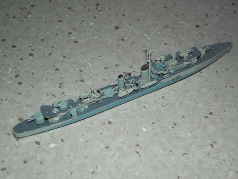destroyers américains  et britannique au 1/700 Dscf3819