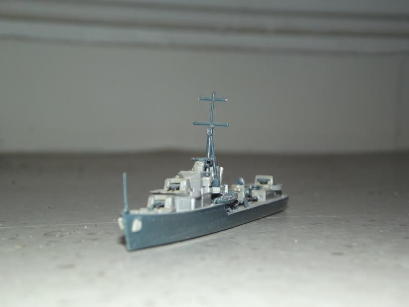 destroyers américains  et britannique au 1/700 Dscf3821