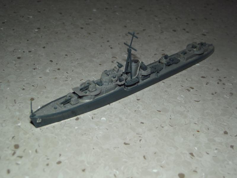 destroyers américains  et britannique au 1/700 Dscf3823