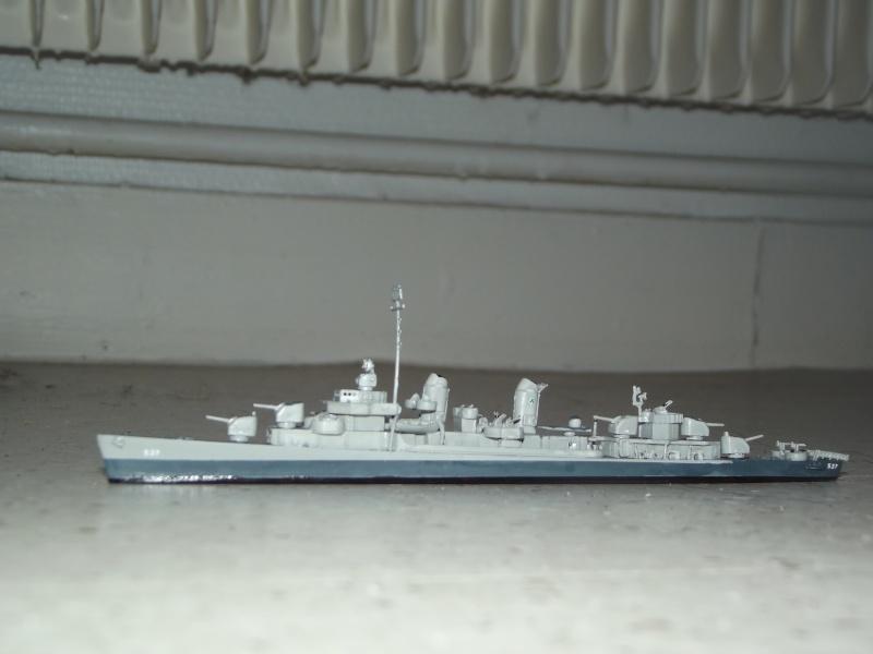 destroyers américains  et britannique au 1/700 Dscf3826