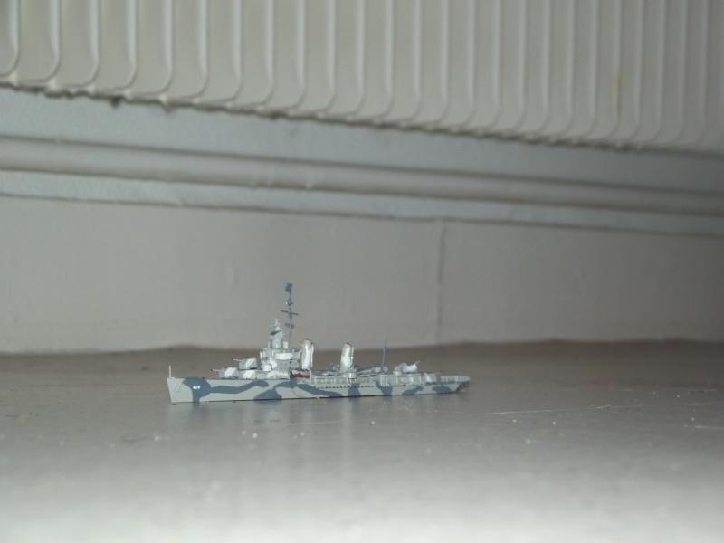 destroyers américains  et britannique au 1/700 Dscf3843