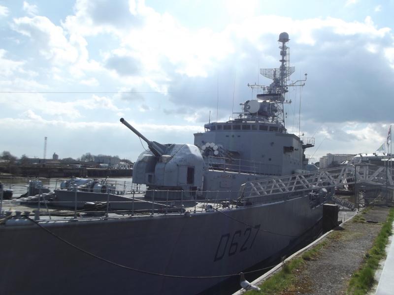 Escorteur d'escadre Maillé Brézé à Nantes Dscf3911