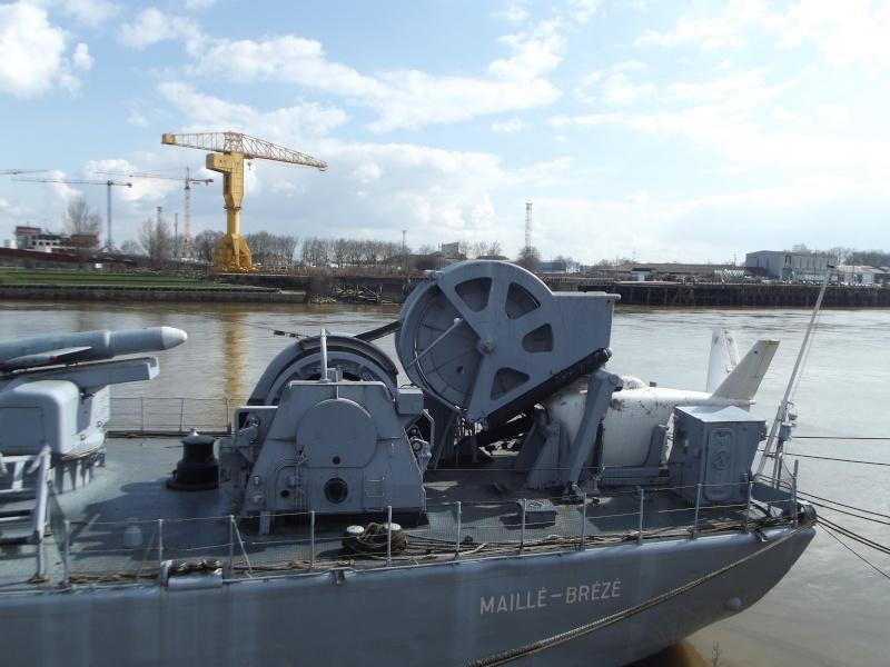 Escorteur d'escadre Maillé Brézé à Nantes Dscf3919