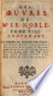 Eustache Le Noble- Écrivain français & dramaturge  Dialog10