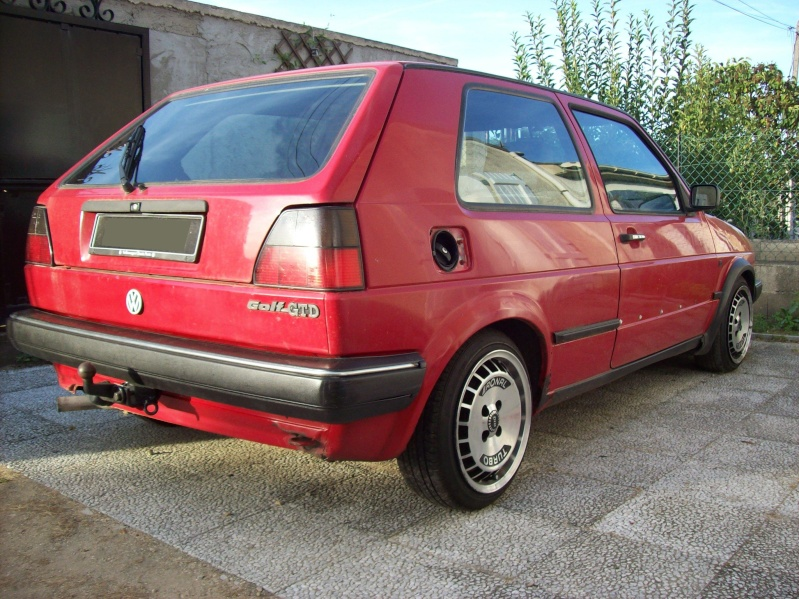 Golf(s) gtd - The red one ... - Page 2 100_6110