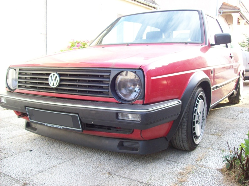 Golf(s) gtd - The red one ... - Page 2 100_6114