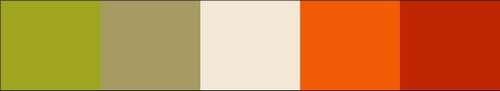 Kuler : créer nuancier 5 couleurs 05_mut10
