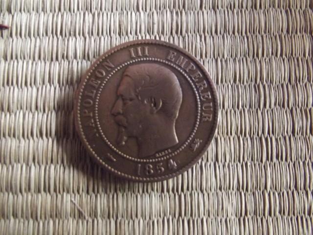 10 Centimes. Francia. 1854. Lyon Dscf1110
