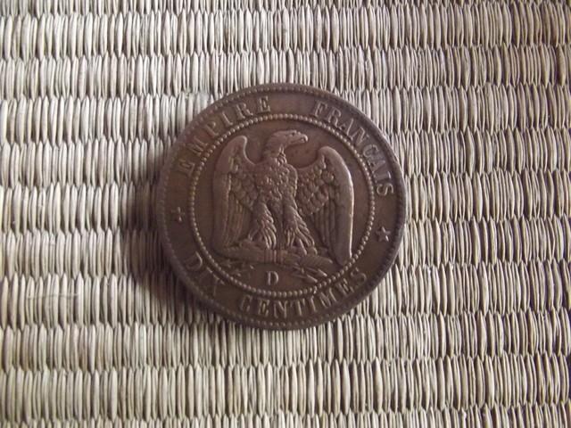 10 Centimes. Francia. 1854. Lyon Dscf1111