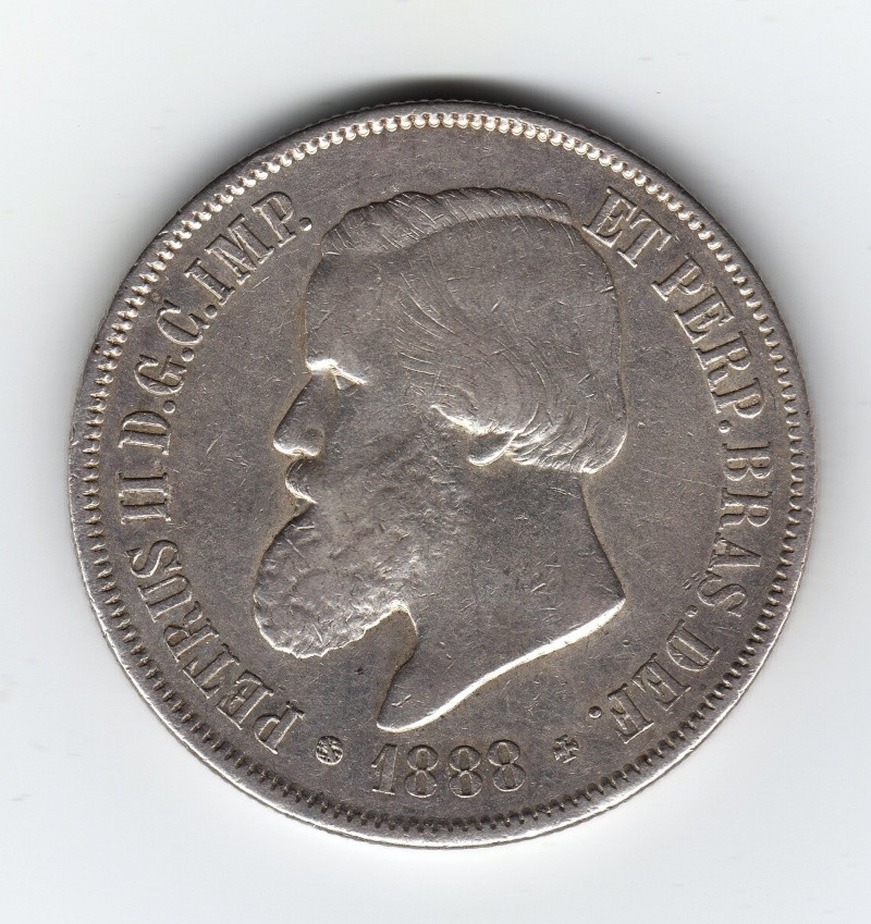 2.000 Reis. Brasil. 1888. Rio de Janeiro Img59110