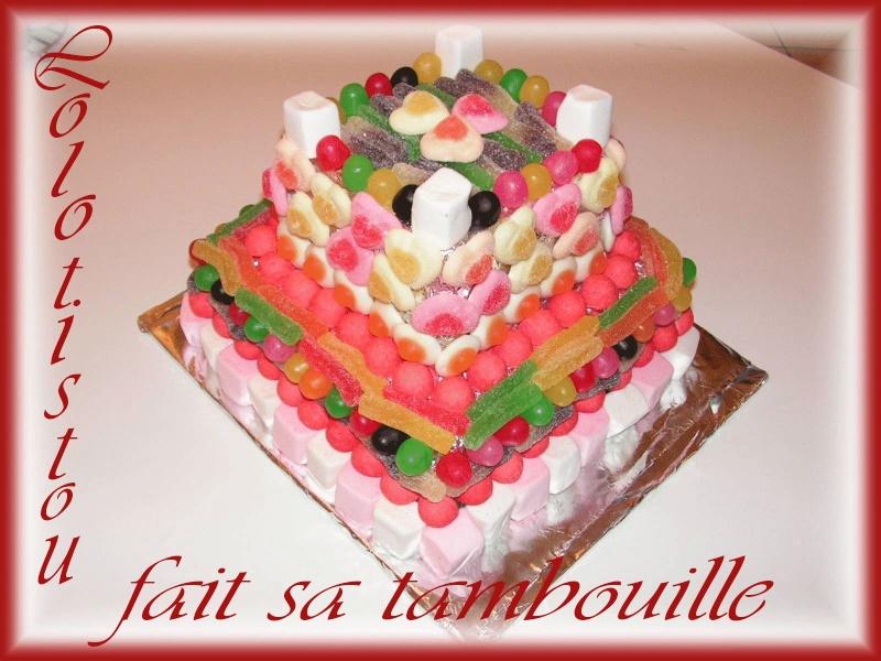 gâteau de bonbons Gato_b10