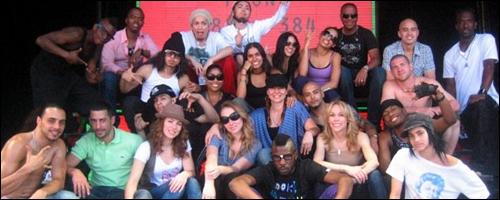 LA. Tribute n°1 - Spécial Madonna Troupe10