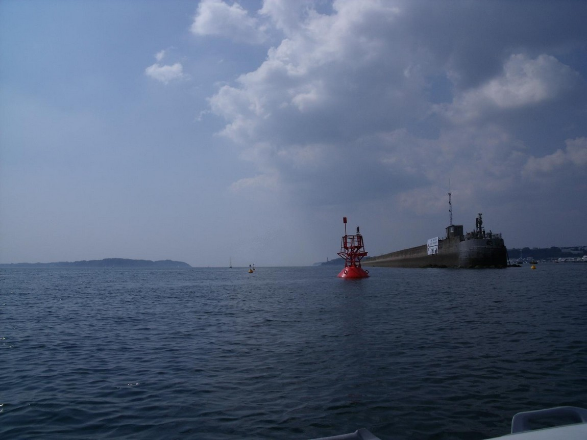 [Les ports militaires de métropole] Port de BREST - TOME 2 - Page 4 Musoir11