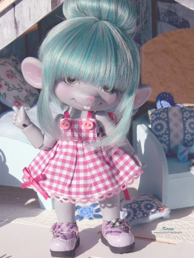 (V/E) Danta - Nicole - Raclette - Cosette R1-76810