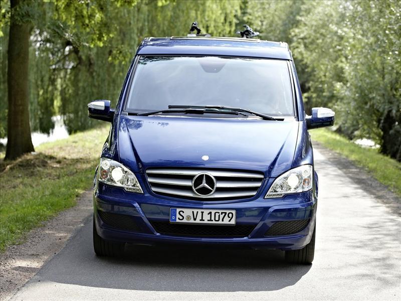 Mercedes Viano Marco Polo VS Volkswagen T5 California !!! 2011-m10